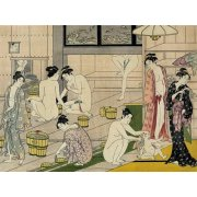 Tableau -Bathhouse women-