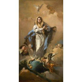 Tableaux religieuses - Tableau -La Inmaculada Concepción- - Tiepolo, Giovanni Battista