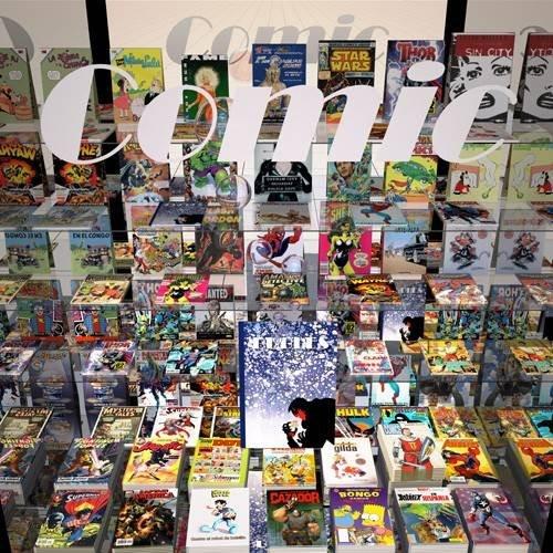 pinturas modernas - Quadro -La tienda del comic-