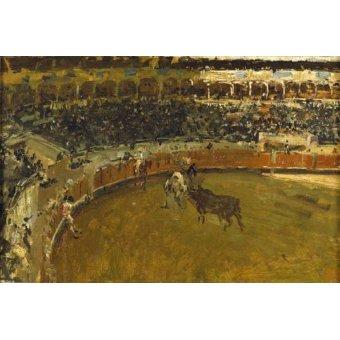 Tableaux de faune - Tableau -La corrida de toros- - Fortuny y Marsal, Mariano