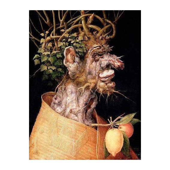 quadros decorativos - Quadro -El invierno-