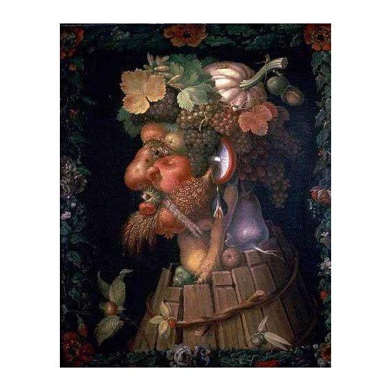 quadros decorativos - Quadro -El otoño-