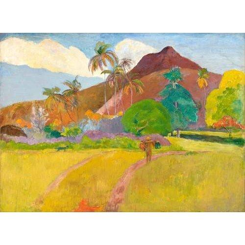 Tableau -Tahitian_Landscape-