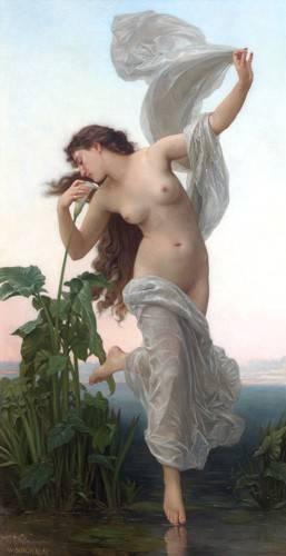 tableaux-de-nus - Tableau -L'Aurore- - Bouguereau, William