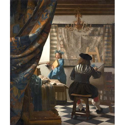 Tableau -L'Art de la Peinture-