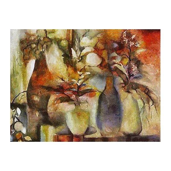 pinturas modernas - Quadro -Moderno CM6069-