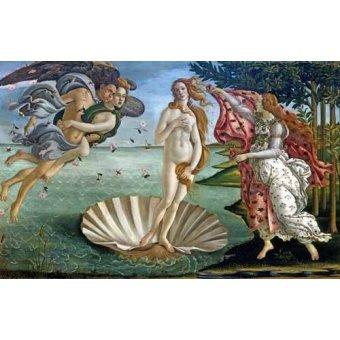 - Tableau -La naissance de Vénus- - Botticelli, Alessandro