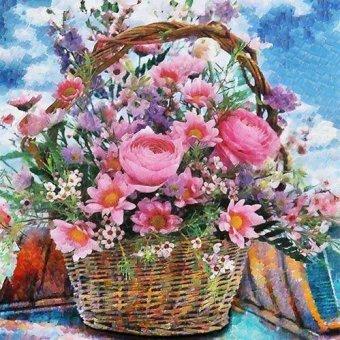 Tableaux de Fleurs - Tableau -Moderno CM9810- - Medeiros, Celito