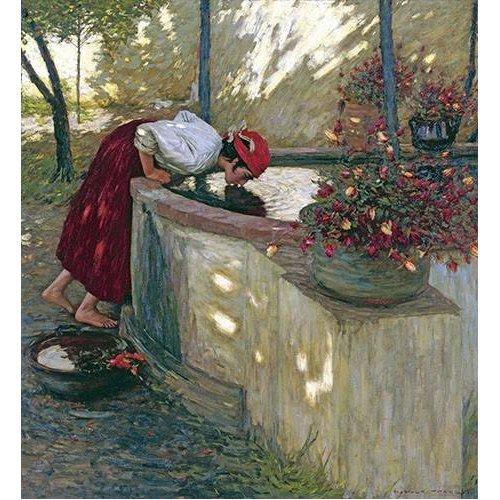 Tableau -Ligurian Roses-