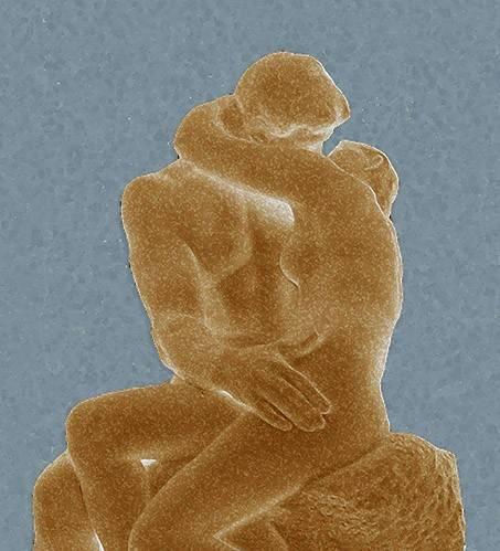 tableaux-modernes - Tableau - Le Baiser - - Rodin, Auguste