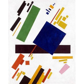 Tableaux abstraits - Tableau -Suprematist Composition- - Malevich, Kazimir S.