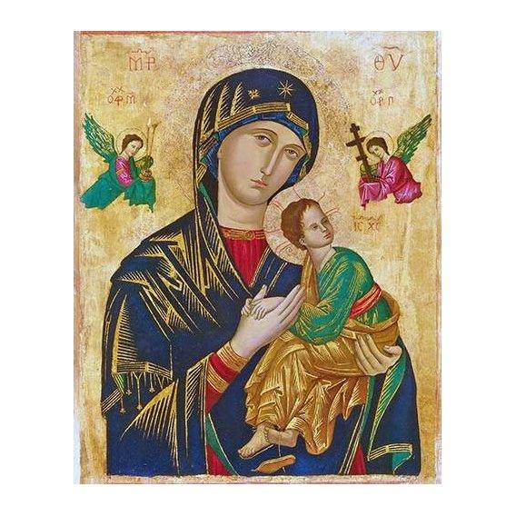 imagens religiosas - Quadro -Virgen Del Perpetuo Socorro-