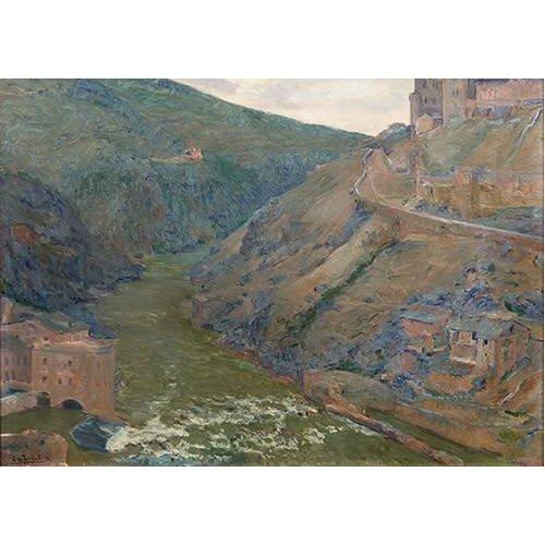 Tableau -El Tajo, Toledo-