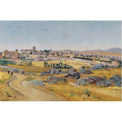 Tableau -Avila, 1909-
