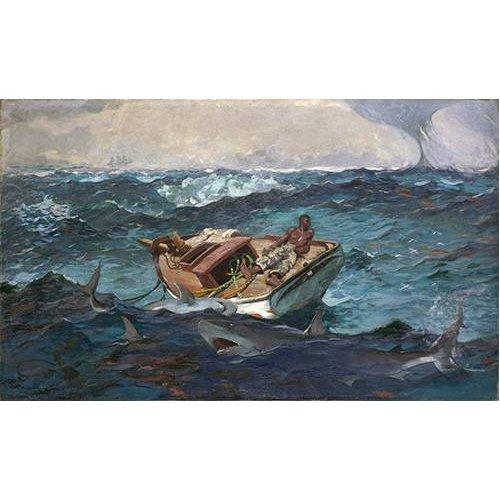 Tableau -The Gulf Stream, 1899-