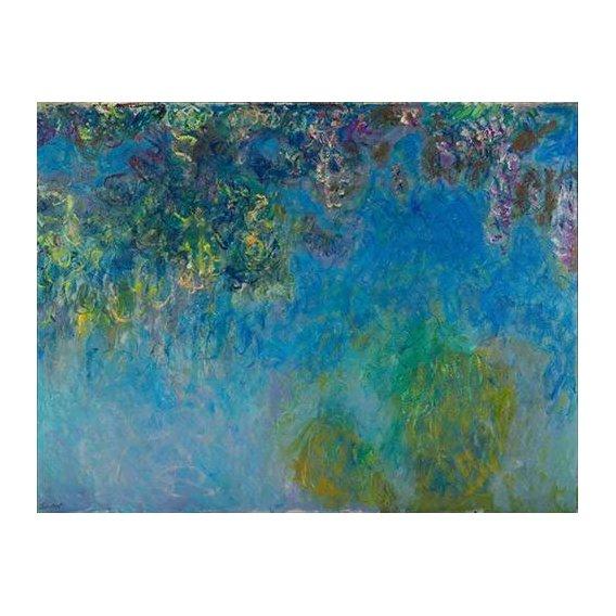 pinturas de paisagens - Quadro -Wisteria-