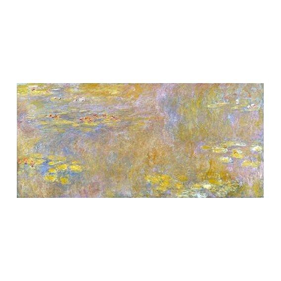 pinturas de paisagens - Quadro -Water Lilies-