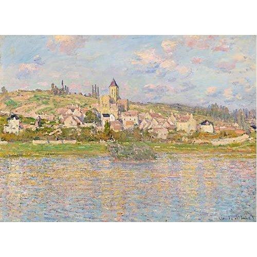 Tableau -Vétheuil, 1879-