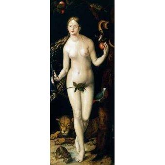 Tableaux de Nus - Tableau -Eva- - Dürer, Albrecht (Albert Durer)