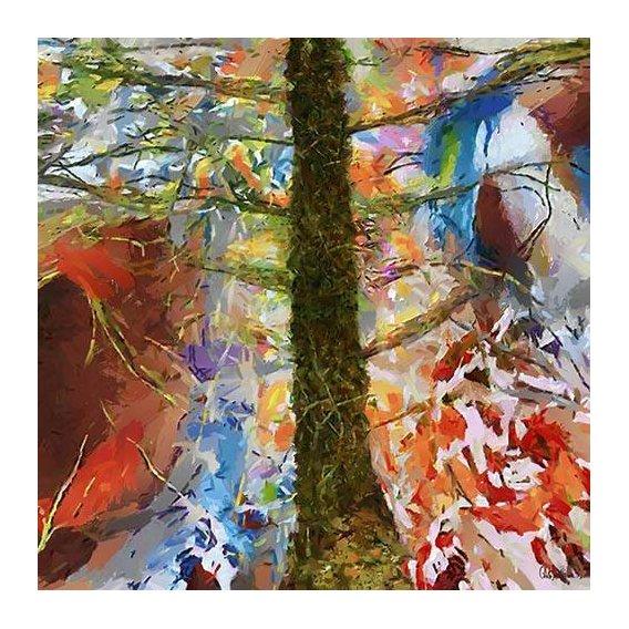 pinturas modernas - Quadro -Moderno CM10722-