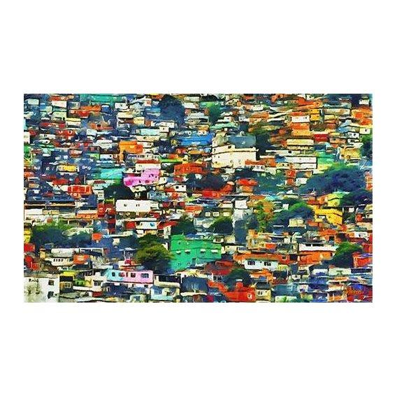 pinturas modernas - Quadro -Moderno CM10728-
