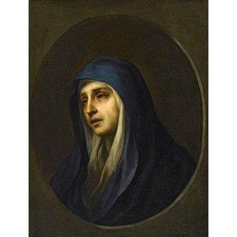 Tableaux religieuses - Tableau -La Dolorosa- - Murillo, Bartolome Esteban