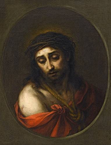tableaux-religieuses - Tableau -Ecce Homo- - Murillo, Bartolome Esteban
