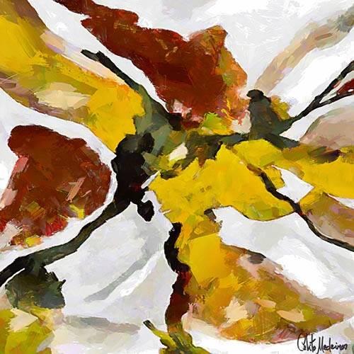 tableaux-modernes - Tableau -Moderno CM12594- - Medeiros, Celito