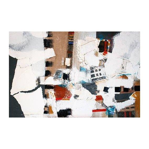 Quadro -Abstrato - Interiores (A) -