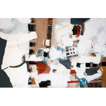 Tableaux abstraits - Tableau -Abstrait - Intérieurs (A) - - Herron, Marisa