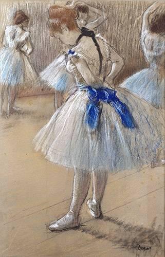 tableaux-de-personnages - Tableau -Danseur- - Degas, Edgar