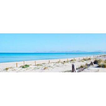 Tableaux photographie - Tableau -Baleares beach- - Naturaleza, Fotografia de