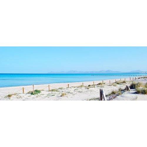 Tableau -Baleares beach-