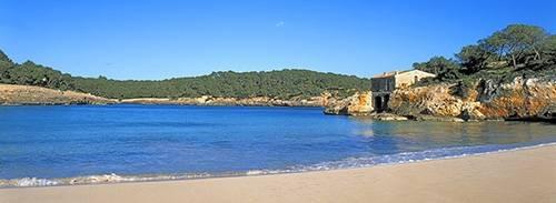 tableaux-photographie - Tableau -Baleares beach (3)- - Naturaleza, Fotografia de