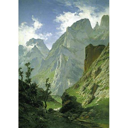 Tableau -Picos de Europa-