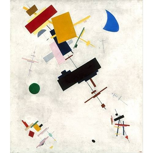 Tableau -Suprematist Composition No.56, 1936-