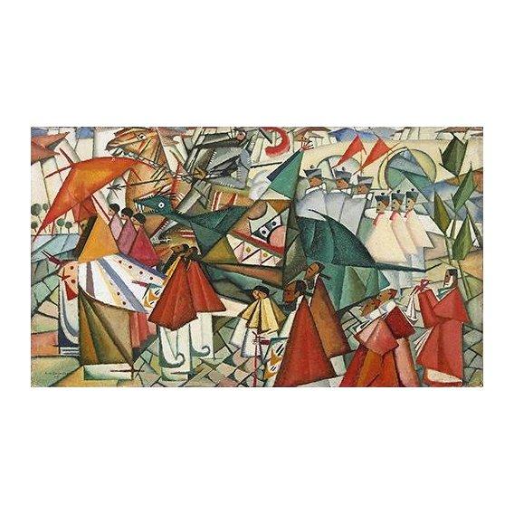 Quadro -Corpus Christi Procession, 1913-