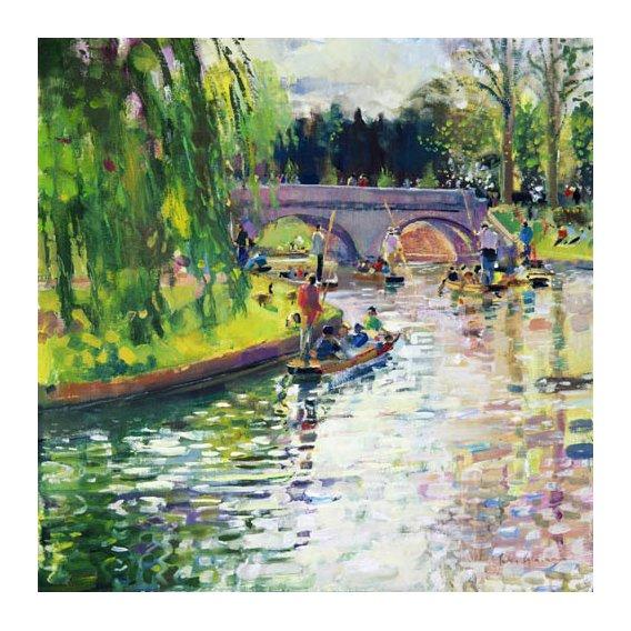 Tableau -Glad Green Summer, 1997-