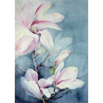 - Tableau -Magnolia Soulangeana (vertical)- - Armitage, Karen