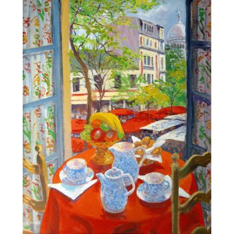 Tableaux nature morte - Tableau -Montmartre, 2003- - Ireland, William