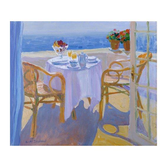 Tableau -Evening Terrace, 2003-
