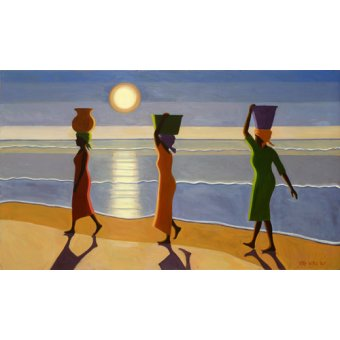 Tableaux orientales - Tableau -By the Beach, 2007- - Willis, Tilly