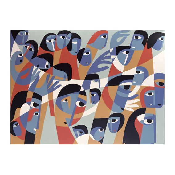 Tableau -We the Peoples, 1984-