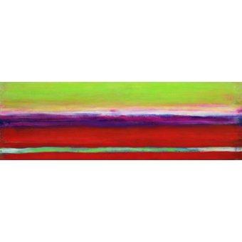 Tableaux modernes - Tableau -Zanja, 2000- - Gibbs, Lou