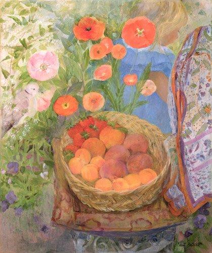 tableaux-de-fleurs - Tableau -Liberty on the Terrace, 1999- - Patrick, Ann