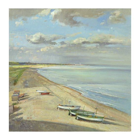 Tableau - Towards Southwold -