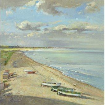 Tableaux de paysages marins - Tableau - Towards Southwold - - Easton, Timothy