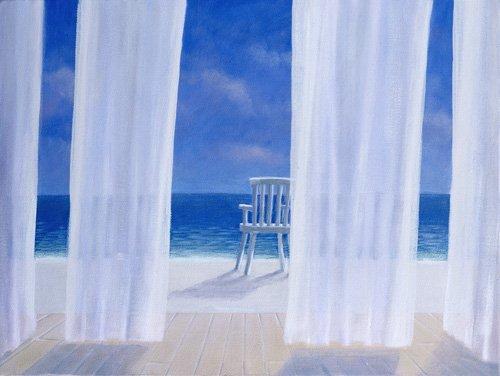 tableaux-de-paysages-marins - Tableau - Cabana, 2005 - - Seligman, Lincoln