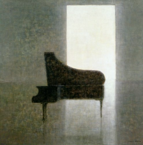 tableaux-modernes - Tableau - Piano Room, 2005 - - Seligman, Lincoln