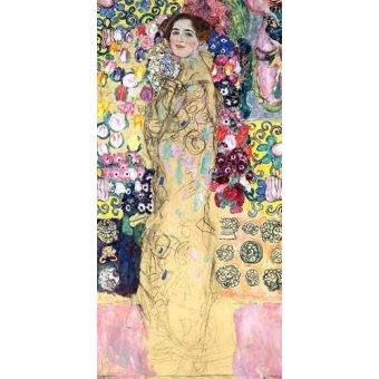 Tableau -Portrait de Maria Munk, (1917-18)-